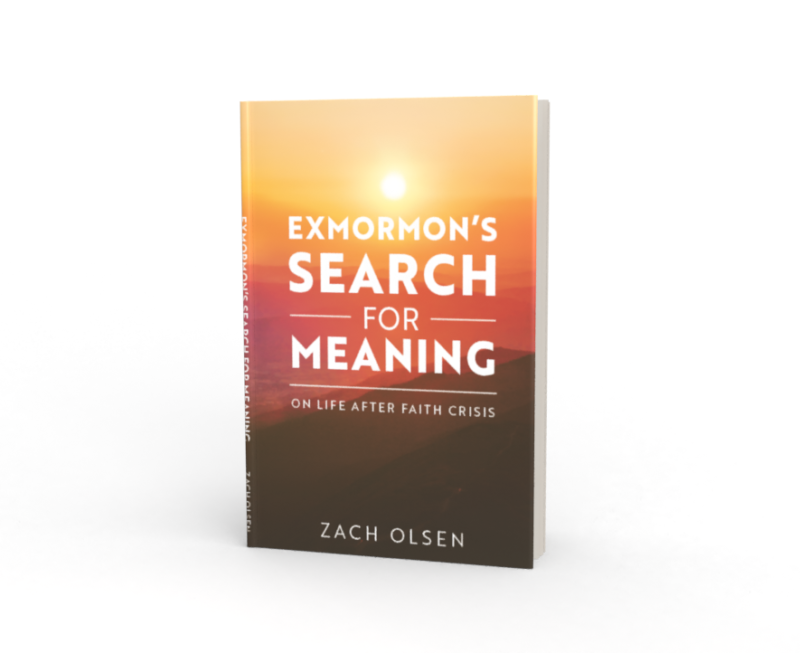 ExMormon's Search For Meaning
